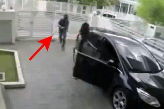 Videos Engraçados: Ladrão muito engraçado, até o delegado riu