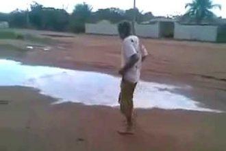 Videos Engraçados: Garotinha da um show dançando errado