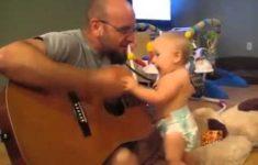 Bebê músico