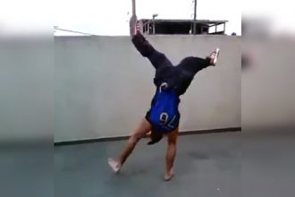 Videos Engraçados: Separando uma Briga Like a Boss