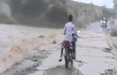 O que não fazer numa enchente
