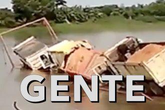 Videos: Cachaça e Chão Molhado não Combinam