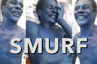 Sou um Magrinho Gostoso (Smurf)
