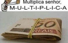 multiplica senhor