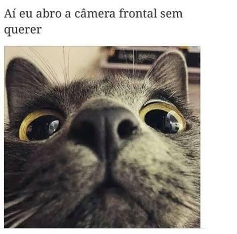 Capa para Facebook abro-a-camera-frontal-sem-querer Imagens para WhatsApp 😂