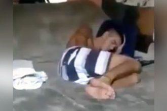 Videos de Sustos: Susto no avô dormindo