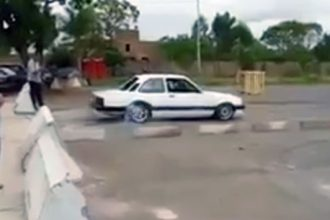 Videos de Carro: Motorista Thug Life da Rural
