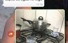 Esse entende de cozinha