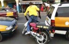 motoqueiro jamaica vida loka