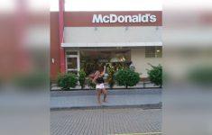 Vem me encontrar aqui no McDanaids