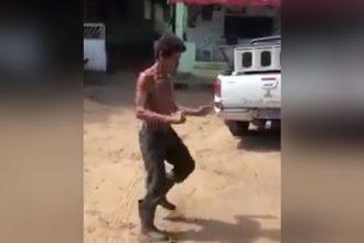 Videos WhatsApp: Invadindo a casa no grau