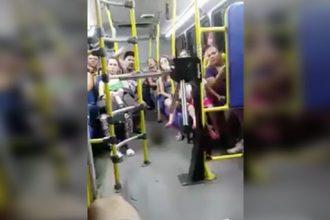 Videos: Trollando os Curiosos no Ônibus