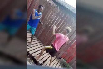 Videos WhatsApp: Pensa num motorista machão
