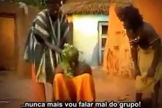 Grupos Whatsapp: Hoje no Globo Repórter: Calados do Grupo