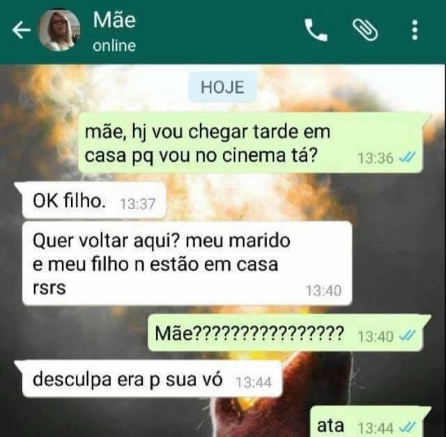 Namorada manda video para o namorado no whatsapp 3 - 4 5