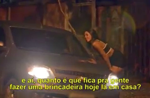 Prostituta da Cilada