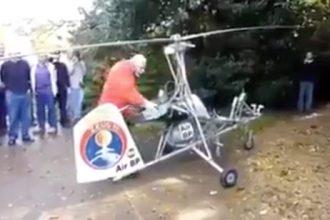 Vídeos Incríveis: Brasileiro fez carro elétrico