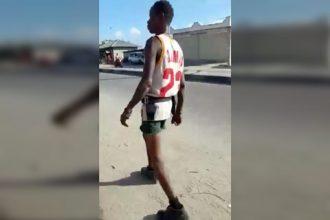 Video Cacetadas: O nosso santo bateu