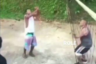 Videos Engraçados: Talento injustiçado da sinuca