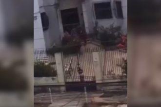 Videos Engraçados: Fofoqueiro quase morre por burrice